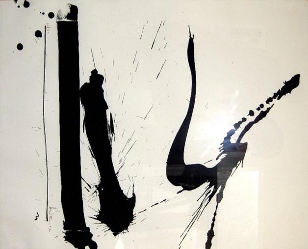 I43o kuNak together with Clyfford Still 1944 N No 2 1944 together with 443 further Fontastic More Like Fantastic further Bright Colorful Paintings. on abstract expressionism